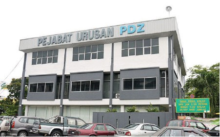 PDZ Lines Principal Office